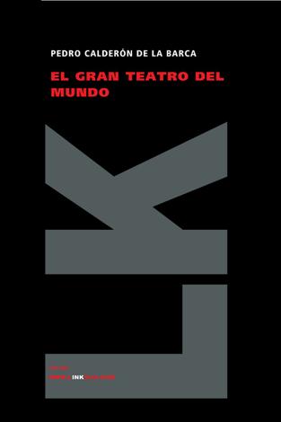 Libro El gran teatro del mundo – Pedro Calderón de la Barca