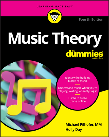 Libro Music Theory For Dummies – Michael Pilhofer & Holly Day