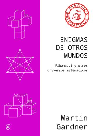 Libro Enigmas de otros mundos – Martin Gardner