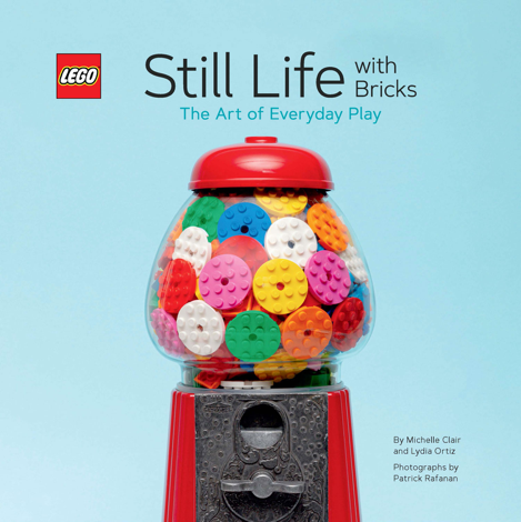 Libro LEGO Still Life with Bricks – Lydia Ortiz & Michelle Clair