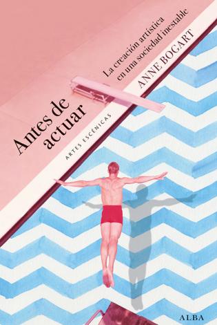 Libro Antes de actuar – Manu Berástegui & Anne Bogart