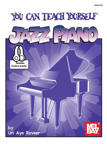 Libro You Can Teach Yourself Jazz Piano – Uri Ayn Rovner