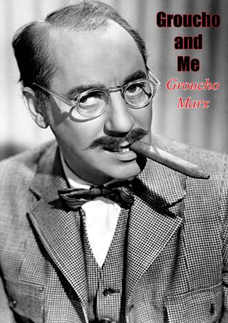 Libro Groucho and Me – Groucho Marx