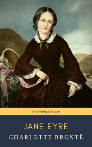 Libro Jane Eyre – Charlotte Brontë & Knowledge House