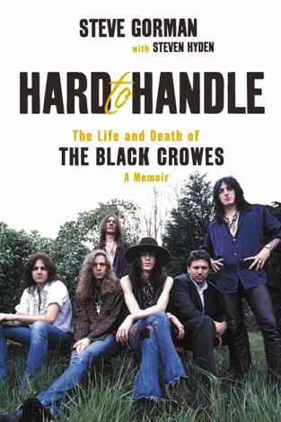 Libro Hard to Handle – Steve Gorman