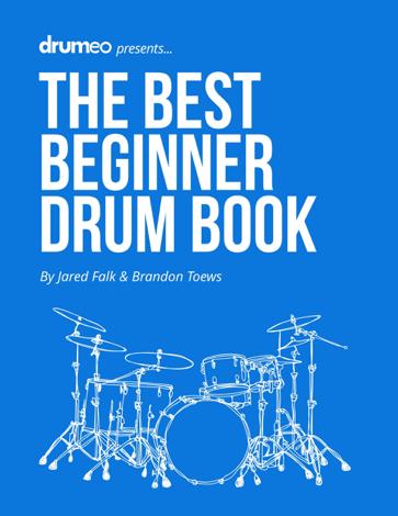 Libro The Best Beginner Drum Book – Jared Falk & Brandon Toews