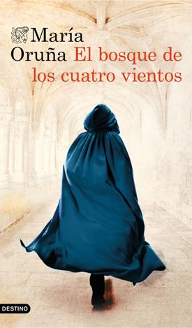 Libro El bosque de los cuatro vientos – María Oruña