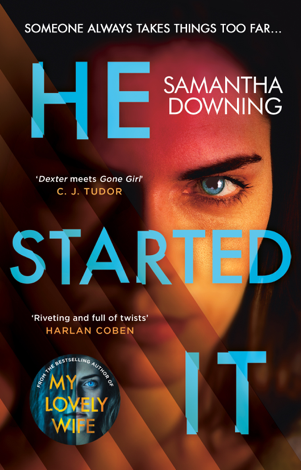 Libro He Started It – Samantha Downing