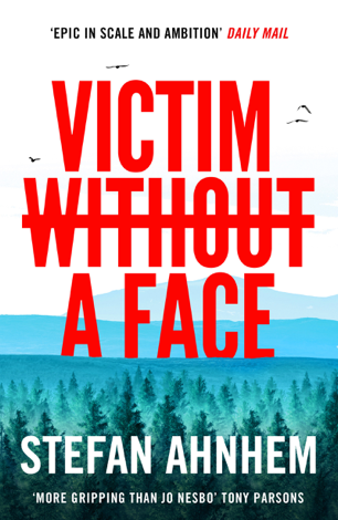 Libro Victim Without a Face – Stefan Ahnhem
