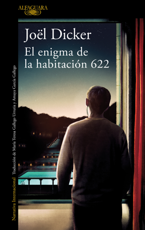 Libro El enigma de la habitación 622 – Joël Dicker