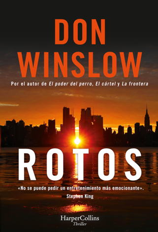 Libro Rotos – Don Winslow