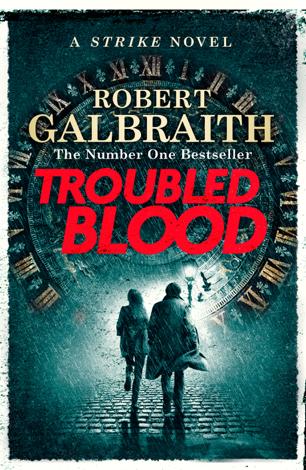 Libro Troubled Blood – Robert Galbraith