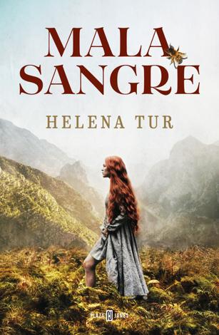 Libro Malasangre – Helena Tur