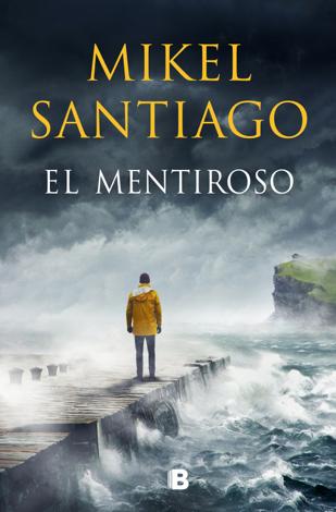Libro El mentiroso – Mikel Santiago