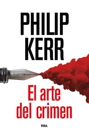 Libro El arte del crimen – Philip Kerr