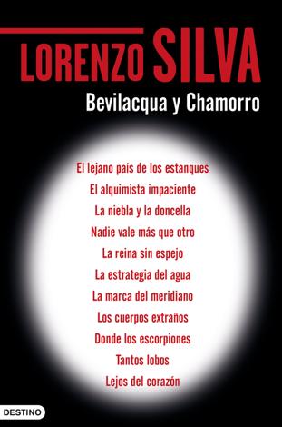 Libro Serie Bevilacqua y Chamorro (Pack) (Vol.1-11) – Lorenzo Silva
