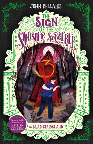 Libro The Sign of the Sinister Sorcerer – The House With a Clock in Its Walls 12 – John Bellairs