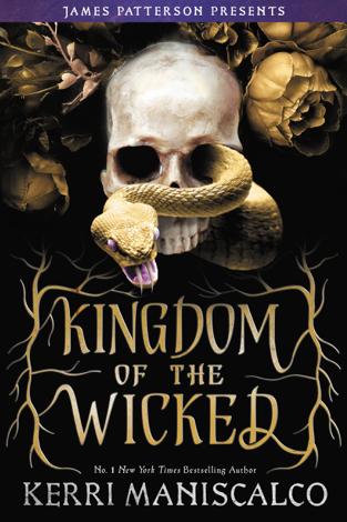 Libro Kingdom of the Wicked – Kerri Maniscalco