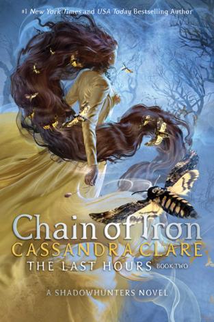 Libro Chain of Iron – Cassandra Clare